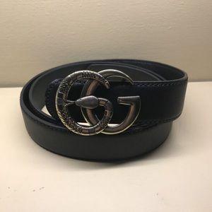 Gucci Snake Belt